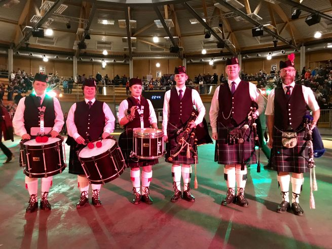 Ben Donar Pipes and Drums
